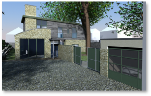 Forge Care Home Development